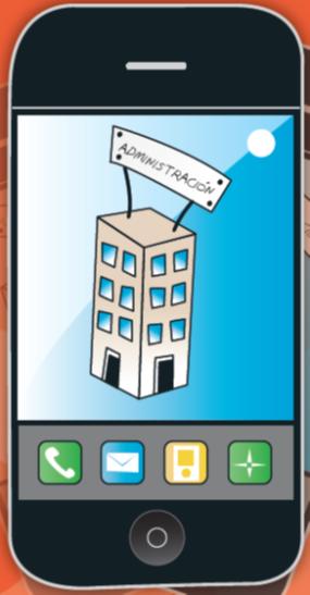 Smartphone eadministracion